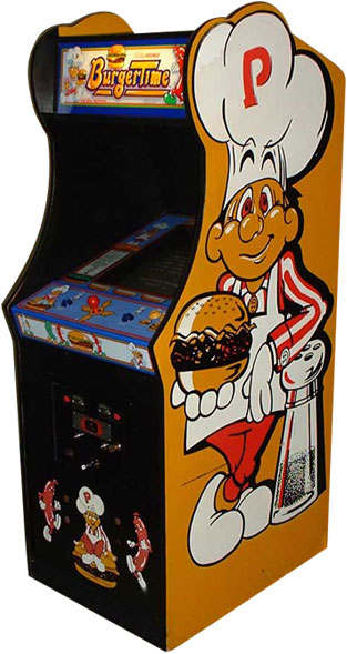 The General Discussion Topic Burgertime_cabinet