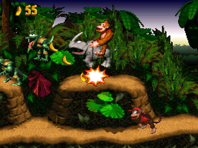 Donkey Kong Country The History of ...