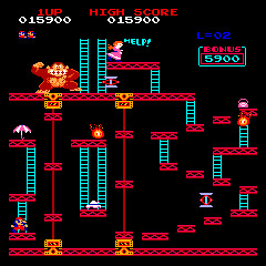 Donkey Kong Play Guide How to play and win the game