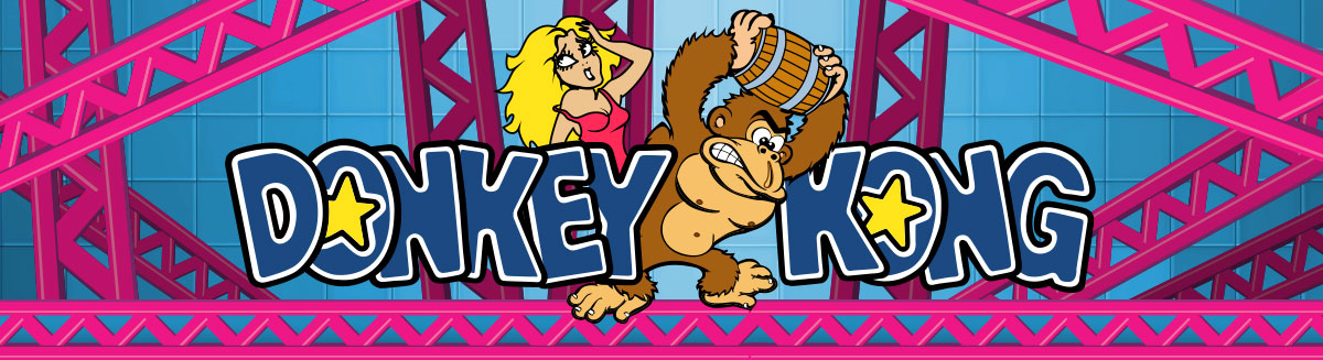 Donkey Kong Hires Vector Images and Graphics | Ai and Eps Files