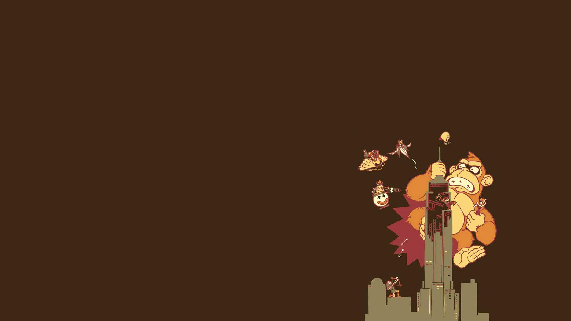 Great Wallpaper Home Screen Donkey Kong - wallpaper-donkey-kong-nes-1920x1080  Image_483122.jpg