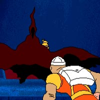 Dragon's Lair - Amiga Animations - Reaper