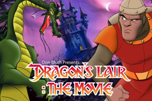 Dragon's Lair Wallpaper