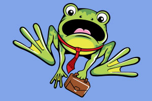 Graphics And Images Hires Vector Artwork From Frogger
