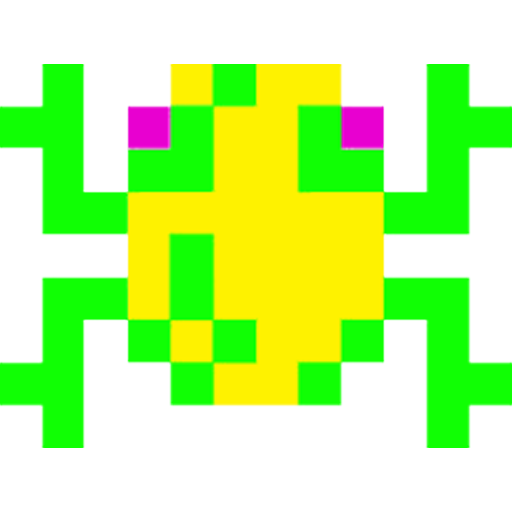 Frogger on Fill It Up Again