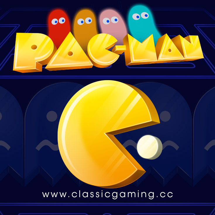 Pac-Man | Resources, Images, Material from the Classic Arcade Game