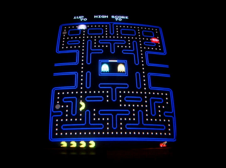 old space arcade games