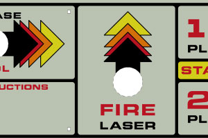 Space Invaders Graphics And Image Resource From The 1978