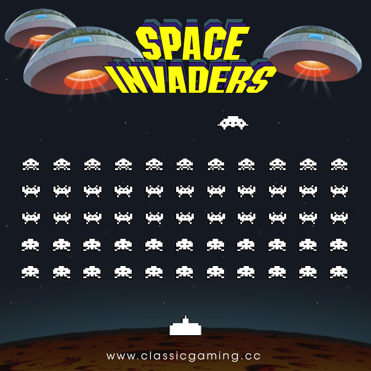 classic space invaders game free download