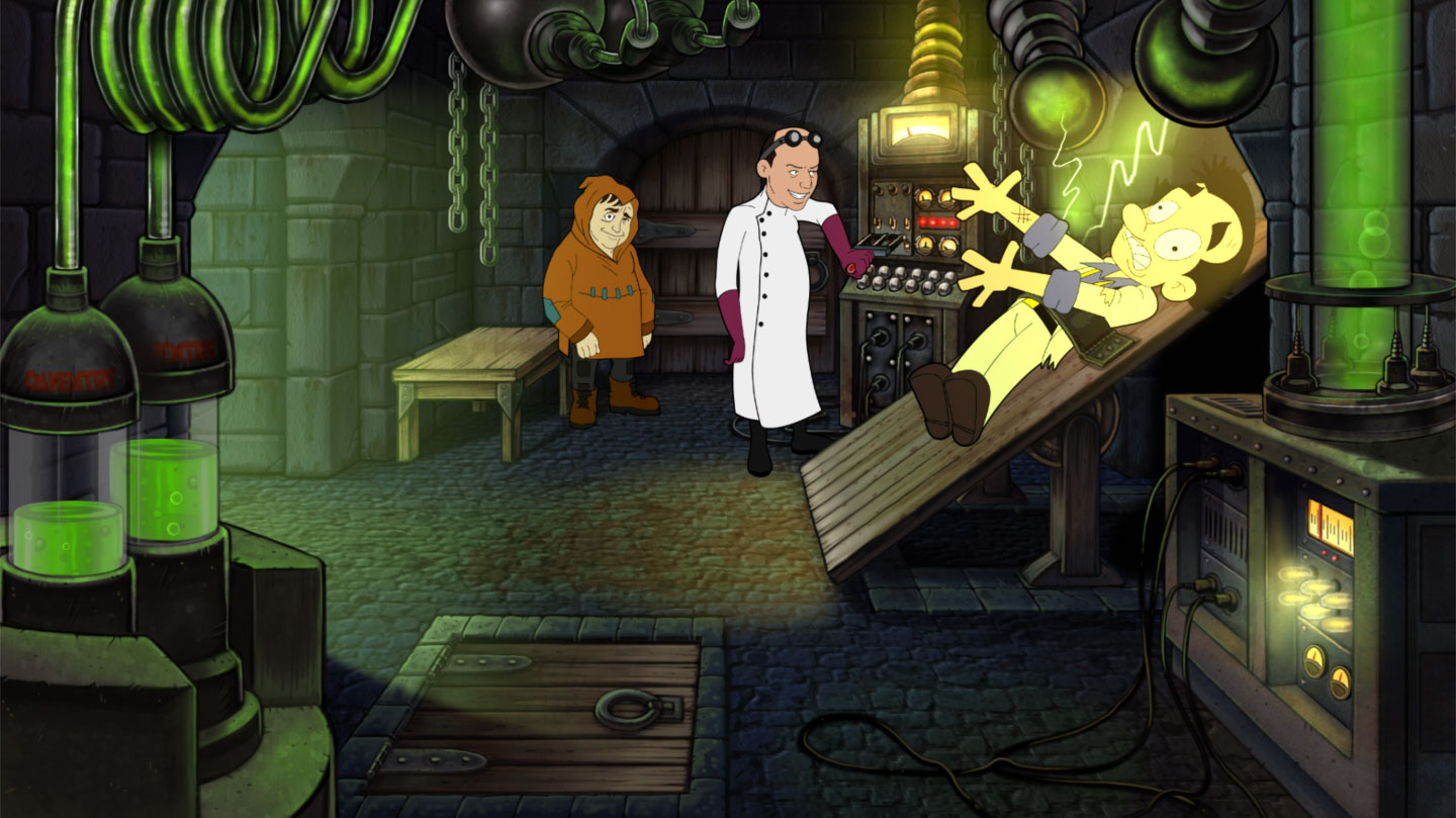 Screenshots From Leisure Suit Larry In The Land Of The