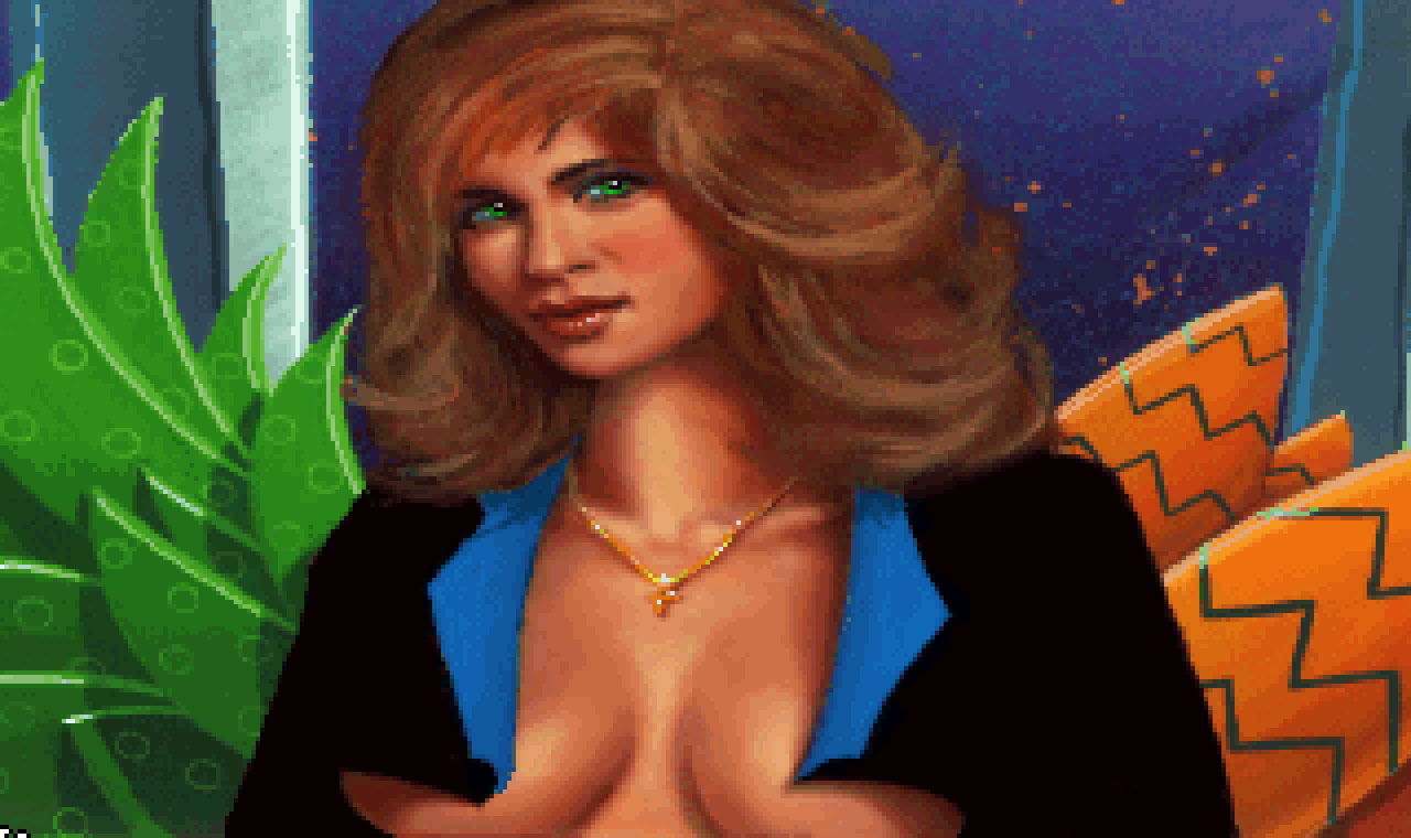 Leisure suit larry 7 girls